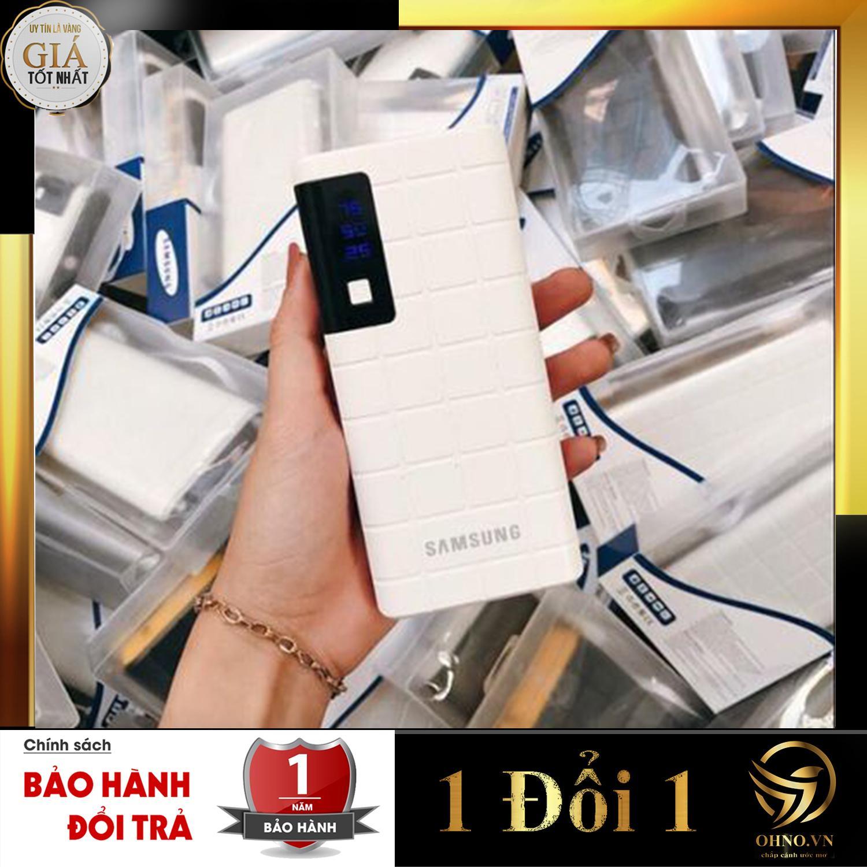 Pin dự phòng Samsung 36000mAh có LED