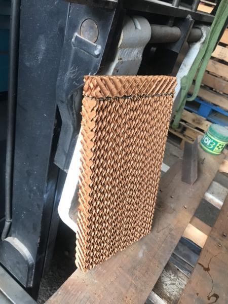 Tấm làm mát Cooling pad CPL-472704 kích thước 47*27cm dày 4cm chuyên dụng cho quạt điều hòa
