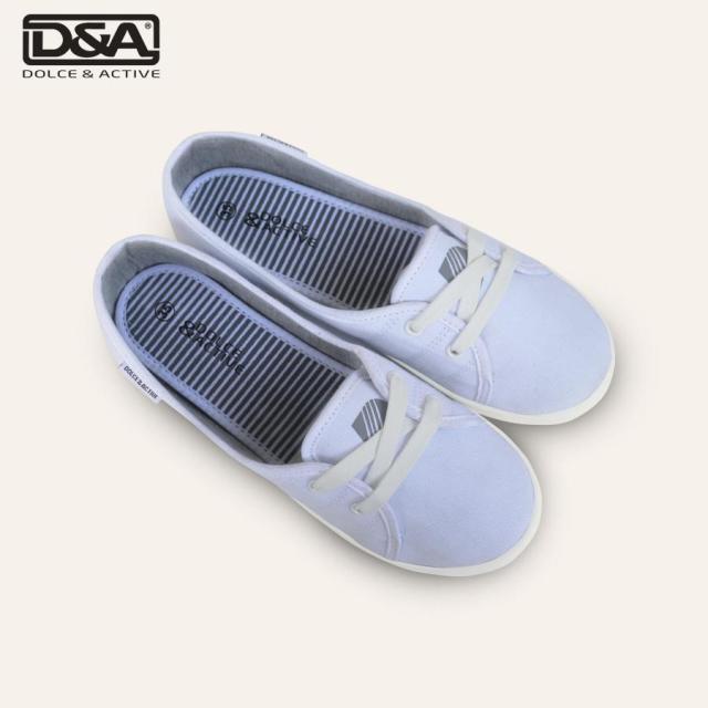 Giày slipon bé gái D&A EPG1928 giá rẻ
