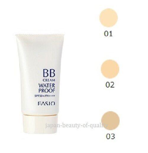Kem Đa Năng Fasio BB Cream Water Proof spf 50+ tốt nhất