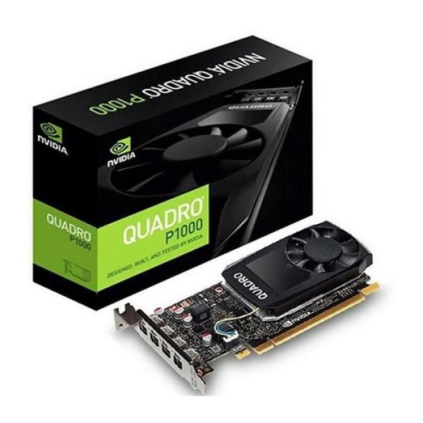 Bảng giá Card Màn Hình - Vga Leadtek Nvidia Quadro P1000 4Gb Gddr5 Phong Vũ