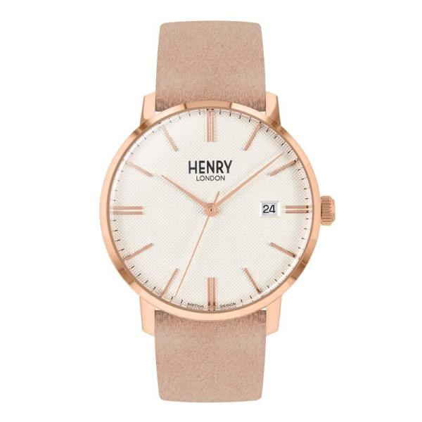 Đồng hồ nam Henry London HL40-S-0354 REGENCY