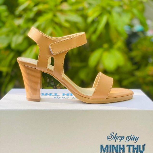 Sandal quai ngang 7cm MT224 giá rẻ