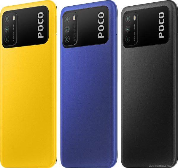 [Thanh Lý] Điện thoại POCO M3 ( 4GB/64GB ) - Pin 6000mAh, màn hình 6.53Inch - Bảo hành 12 tháng