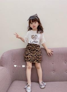 set váy beo xinh cho bé gái chất liệu mềm mại thumbnail