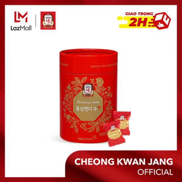 Kẹo Hồng Sâm KGC Cheong Kwan Jang Có Đường (120g) giá rẻ