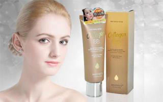 Kem nền Collagen che khuyết điểm và làm trắng da BB MayFiece thumbnail
