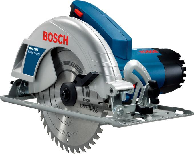 Máy Cưa gỗ Bosch GKS 190 + Quà tặng áo mưa