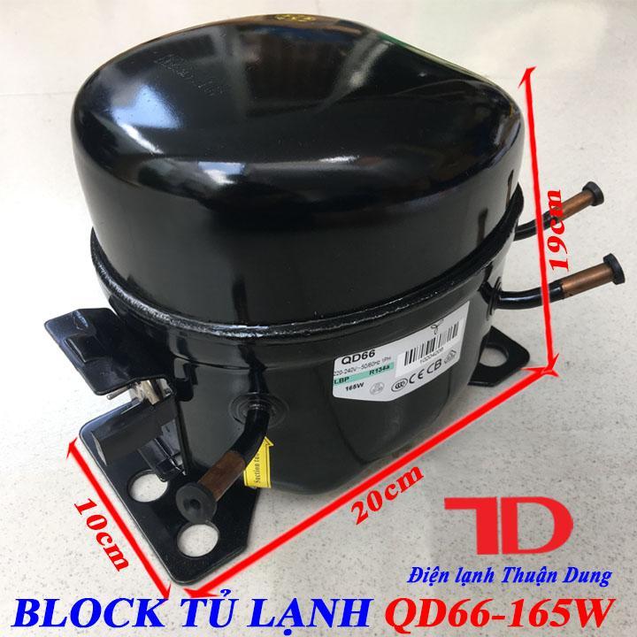 Block Tủ Lạnh QD66 165W