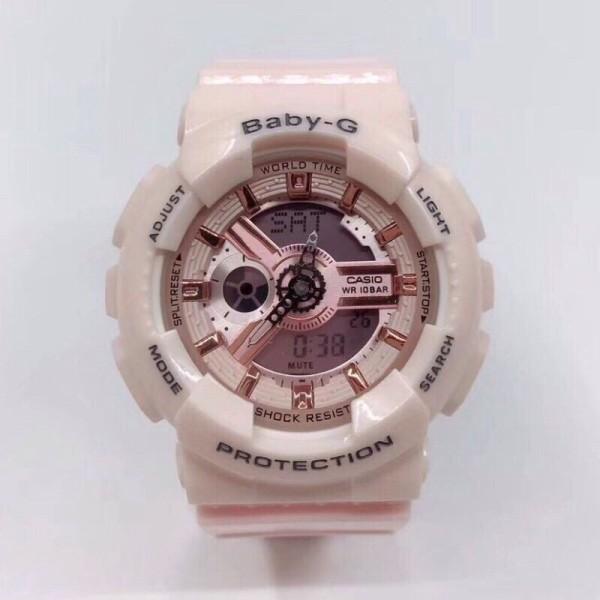 Đồng hồ thể thao nữ bby chống nước,chống xước Full box bán chạy