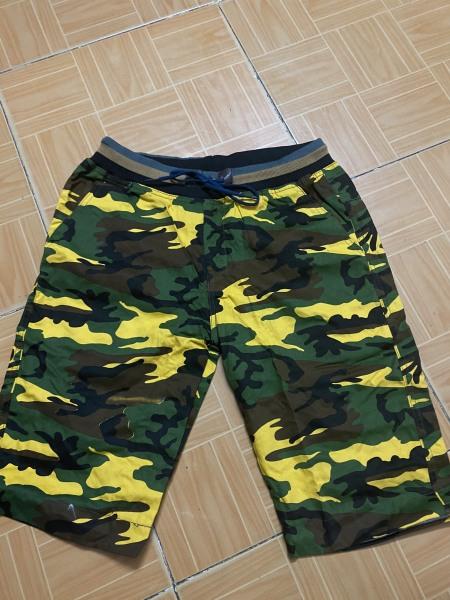 Quần Short Kaki lưng thun thời trang cho Nam, form dáng ôm chuẩn, chất vải chuẩn xịn cao cấp và thoải mái