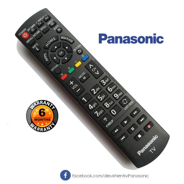Bảng giá Remote điều khiển TV Panasonic chính hãng