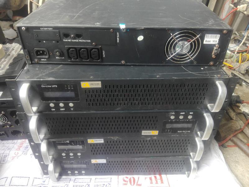Bảng giá Bộ lưu điện UPS Gama Tronic Online Sin chuẩn  mô tơ cửa cuốn Phong Vũ