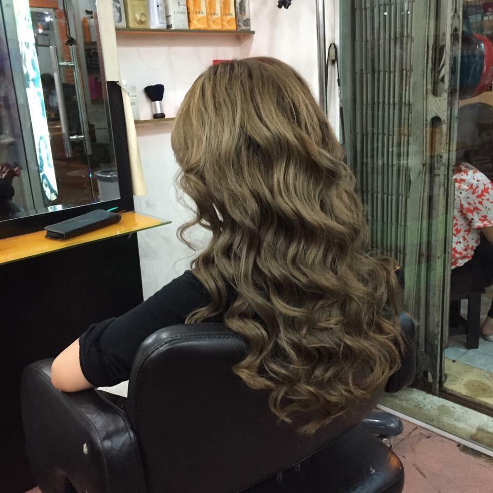 HCM - Hair Salon Quốc Huy - Evoucher Tặng 01 Gói Phục Hồi Coll Với Giá Sốc