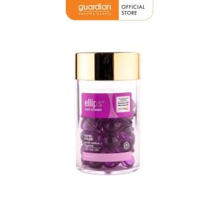 Serum Vitamin Dưỡng Tóc Uốn Nhuộm Ellips Nutri Color (Hộp 50 Viên ) thumbnail