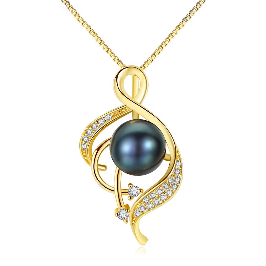 Dây Chuyền Ngọc Trai | Dây Chuyền Ngọc Trai Nước Ngọt Tự Nhiên DB2337 Cỡ Hạt 7x7 Bảo Ngọc Jewelry Giá Sốc Nên Mua