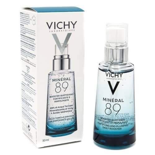 Dưỡng Chất ( Serum) Giàu Khoáng Chất Vichy Mineral 89 Giúp Da Sáng Mịn Và Căng Mượt Với Giá Sốc