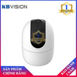 [CHÍNH HÃNG] Camera IP WIFI 360 KN-H21PW KBONE Của KBVISION - Camera giám sát an ninh không dây - Camera Số 1 thumbnail
