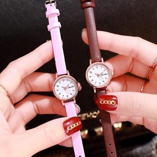 Đồng hồ thời trang nữ Luobos dây da mẫu mới siêu hot MS2596 thumbnail