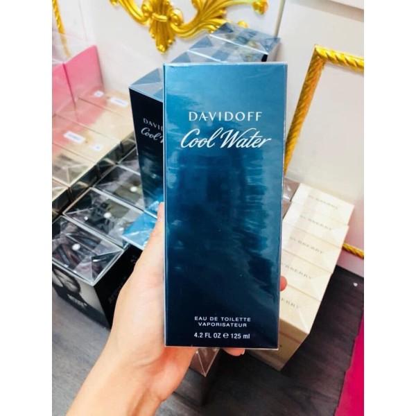 [Auth] Nước hoa Davidoff Cool Water Man EDT 125ml