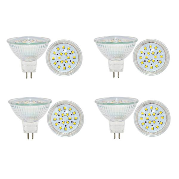 Bộ 8 bóng đèn Led (bóng Led chén) chiếu điểm chân ghim 5W