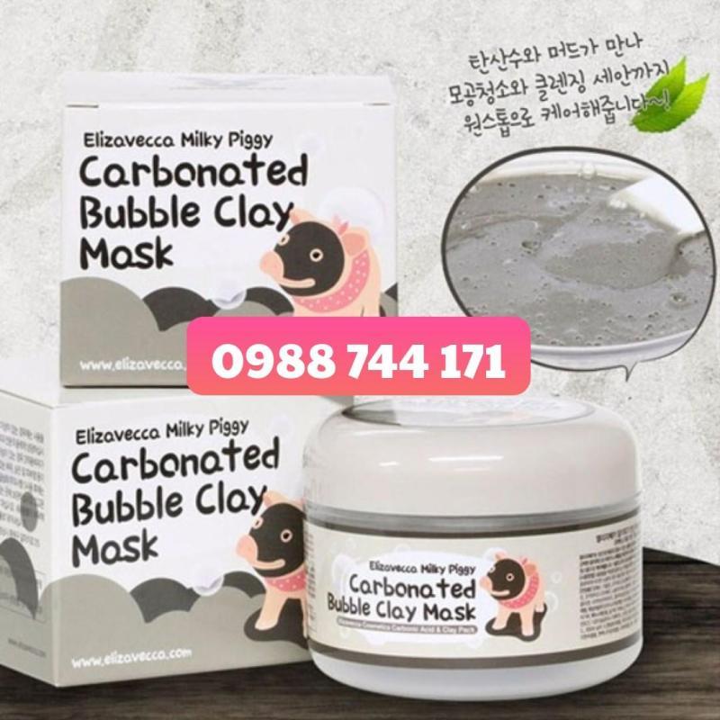 Mặt nạ thải độc, khử chì bì heo Carbonated Bubble Clay Mask cao cấp