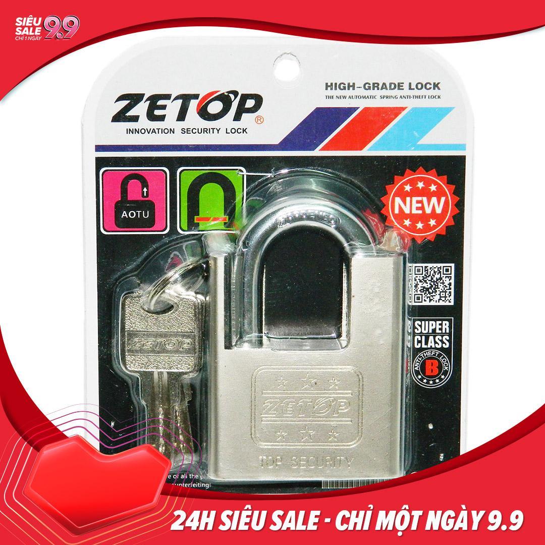 Khóa thông thường chống cắt ZETOP TA1-60H Thân Rộng 60mm Có Vai Chống Cắt Càng - MSOFT