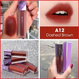 Son Black Rouge A12 Màu Đỏ Nâu Gạch thumbnail