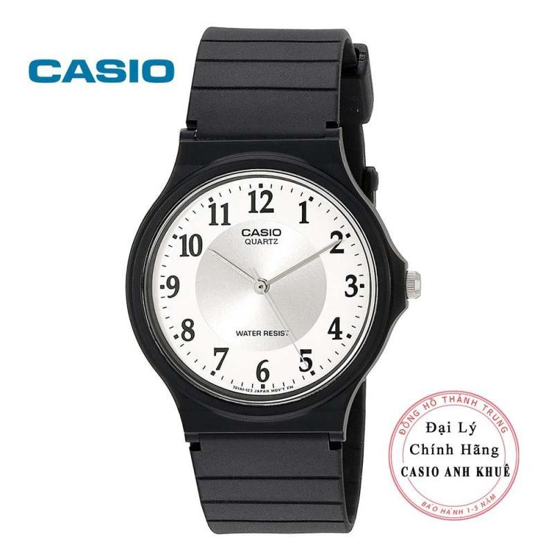 Giá bán Đồng Hồ Unisex casioд Mq-24-7B3ldf Dây Nhựa