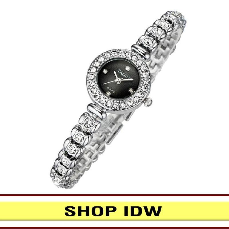 [Có video quay thật] Đồng hồ nữ dây kim loại thời trang Yaqin IDW 7081 (Nhiều màu lựa chọn)