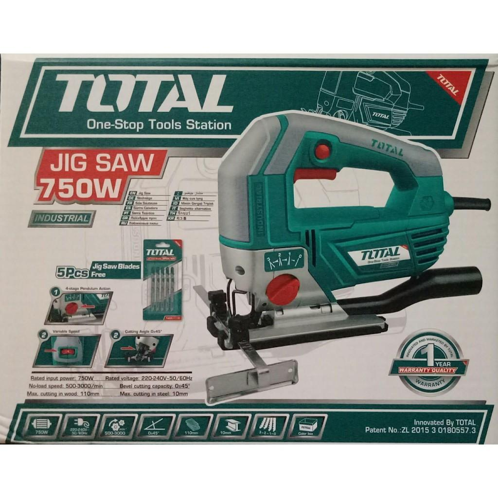 400W Máy cưa lọng Total TS204556 Đồng giá 550K
