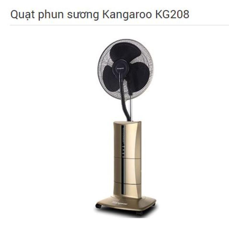 Quạt phun sương Kangaroo KG208