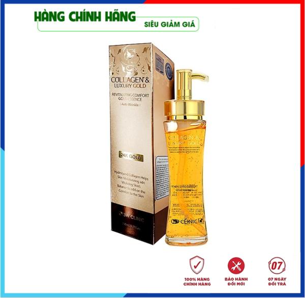 [Hàng Nhập Khẩu Hàn Quốc] Serum vàng 24K - Serum dưỡng trắng da chống lão hóa 3W Clinic Hàn Quốc 150ml