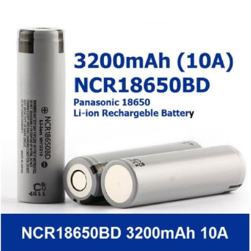 Pin Panasonic NCR18650BD 3200mAh mới 100% chính hãng