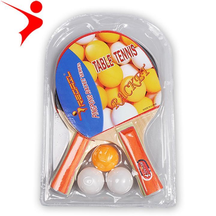 Bộ vợt bóng bàn sản phẩm của Regail F105 (1 đôi ) Nhật Bản