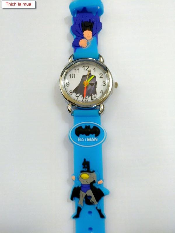 Nơi bán Đồng hồ đeo tay siêu nhân cho bé trai