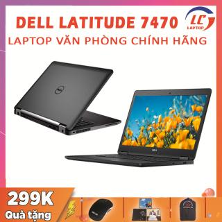 Laptop Chơi Game Xịn, Laptop Giá Rẻ Dell Latitude 7470, i7-6600U, Card On Intel HD 520, Màn 14 FullHD, Laptop Gaming thumbnail