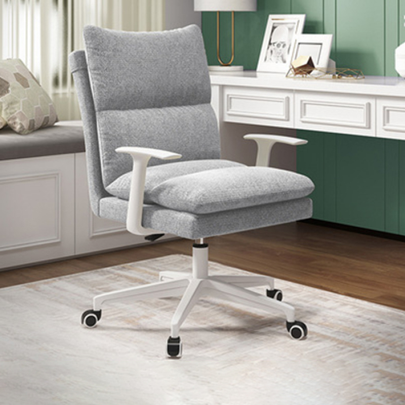 Ghế xoay văn phòng kèm đệm có thể tháo rời, ghế làm việc, ghế văn phòng GHP022 giá rẻ