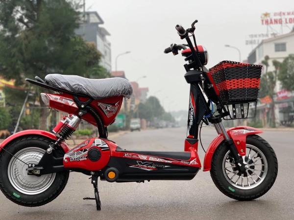 Mua xe đạp điện Sufat