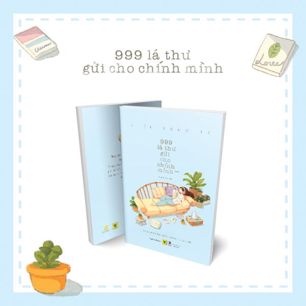 999 Lá Thư Gửi Cho Chính Mình ( Trọn Bộ 2 Tập) - Mong Bạn Trở Thành Phiên Bản Hoàn Hảo Nhất