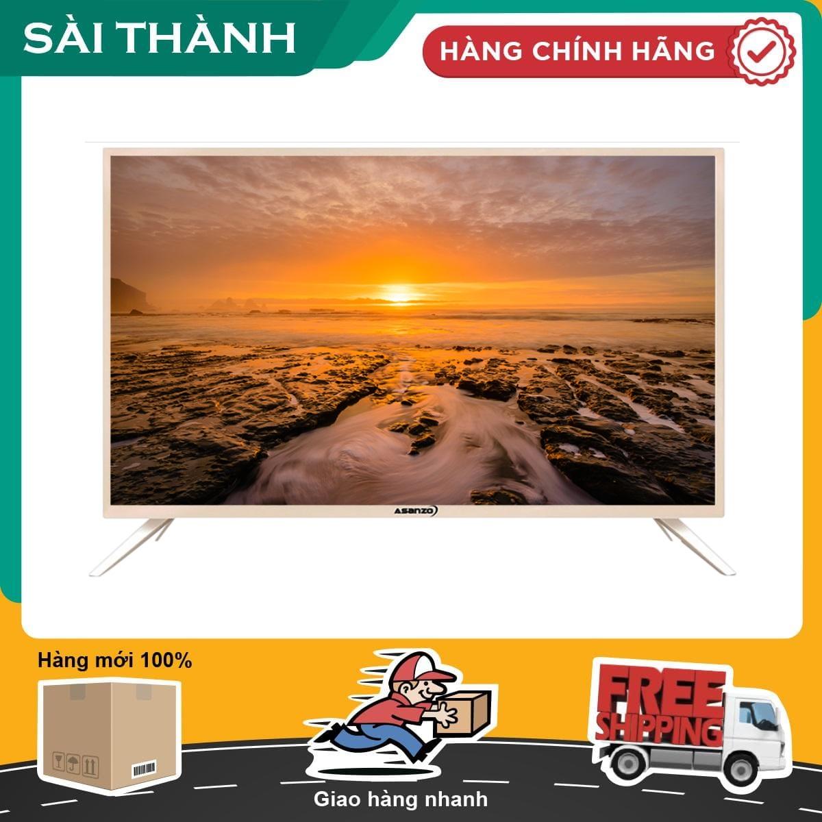 Bảng giá Smart Tivi Asanzo HD 32 inch 32AS100 - Bảo hành 2 năm - Miễn phí vận chuyển