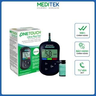Máy đo đường huyết One Touch Plus, Chính hãng Johnson Hoa Kỳ, Bảo hành trọn đời máy, theo dõi, quản lý đường huyết thumbnail