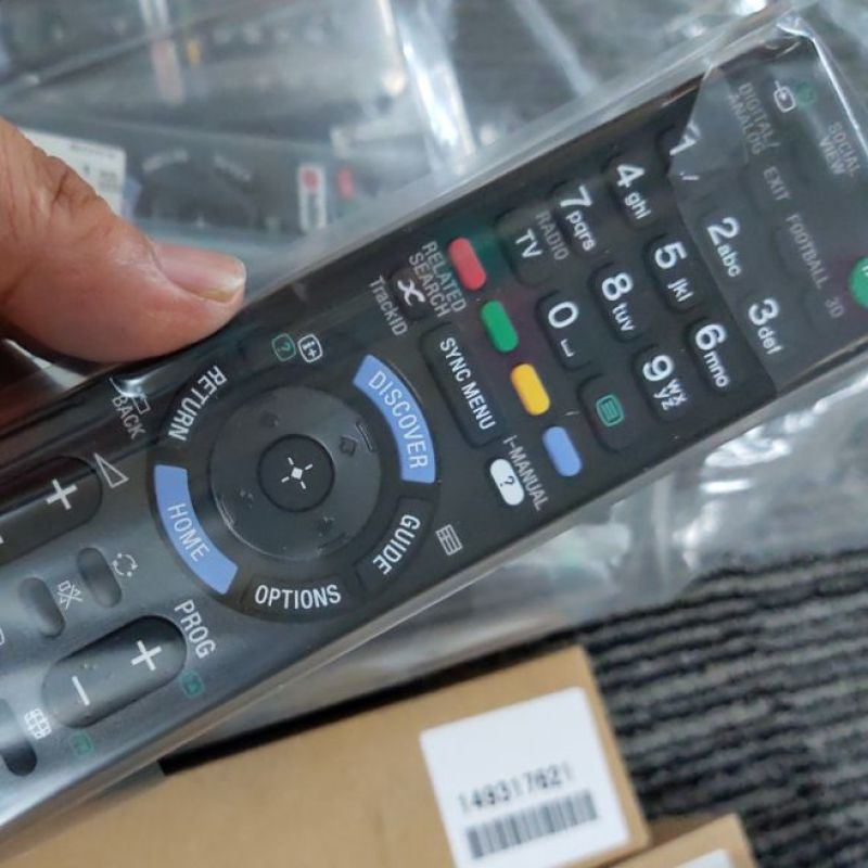 Bảng giá Điều khiển Sony chính hãng RMT-TZ120E( 100% chính hãng)