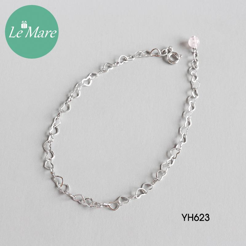 Lắc chân bạc YH623