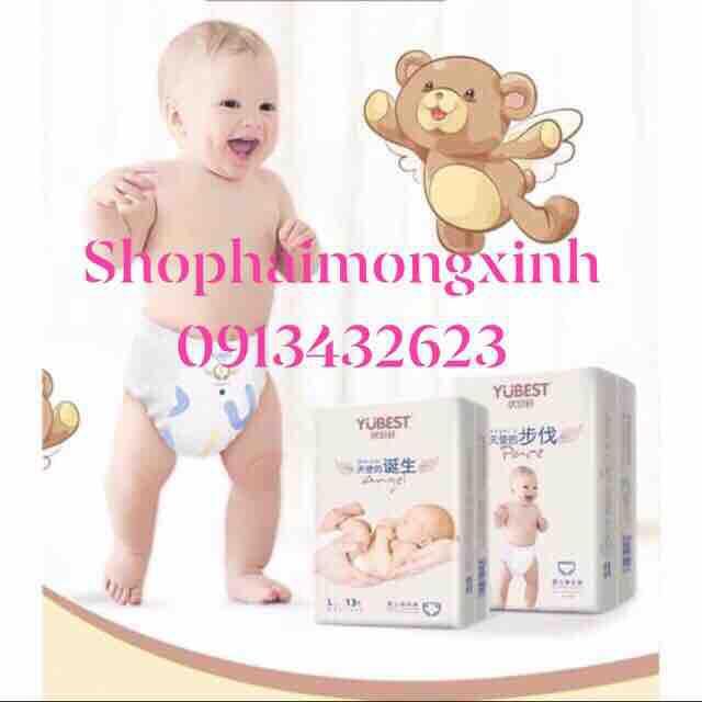 Giảm Giá Khi Mua cho Tã Bỉm Yubest Angel Size S90/m84/l78/xl72/xxl66