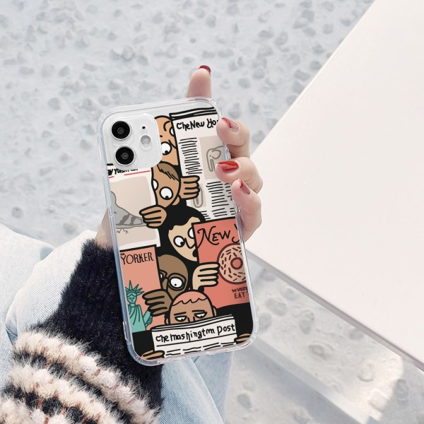 Ốp lưng iphone CheNew silicon iphone 6/6s/6splus/7/7plus/8/8plus/x//xs/11/12/pro/max/plus/promax- t87