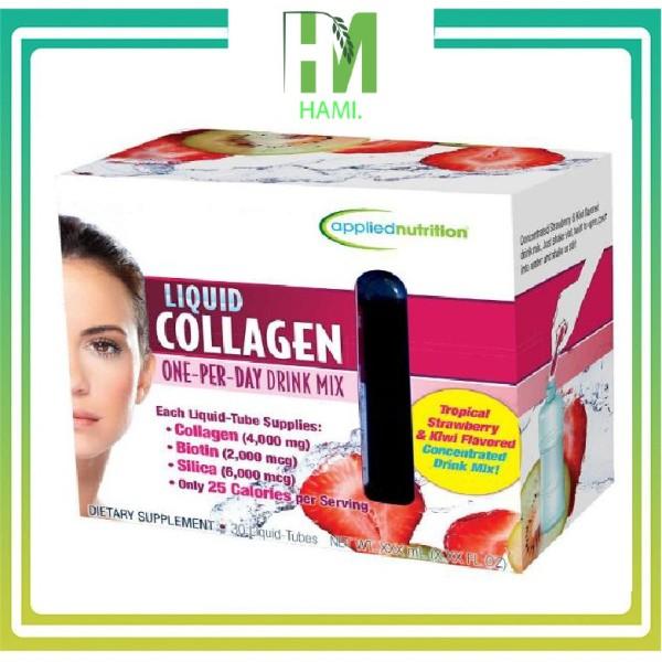 Collagen nước liquid collagen 4000mg dạng 30 ống