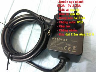 [Sạc Nhanh] Netgear cáp Micro USB, 5V2A-9V2,23A cho điện thoại, sạc dự phòng, đèn... Siêu bền thumbnail