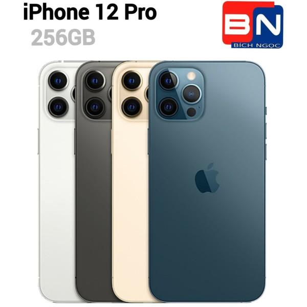[HCM][Trả góp 0%]Điện thoại Apple iPhone 12 Pro Bản 256GB - Hàng nhập khẩu new 100%