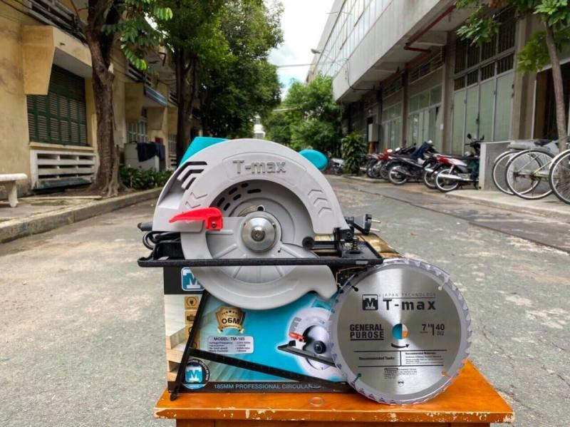 MÁY CƯA GỖ T-MAX TM-185 công xuất 1500w